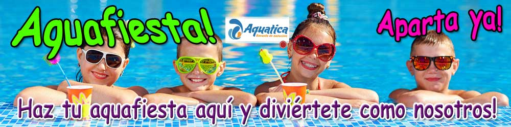 Contrate su Aquafiesta!